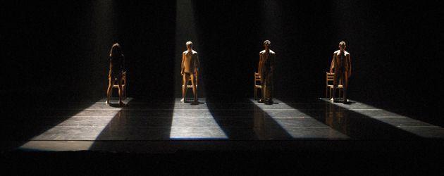 Stage lighting design: pattern in lighting a scene