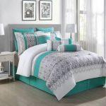 teal bedding set queen design ideas