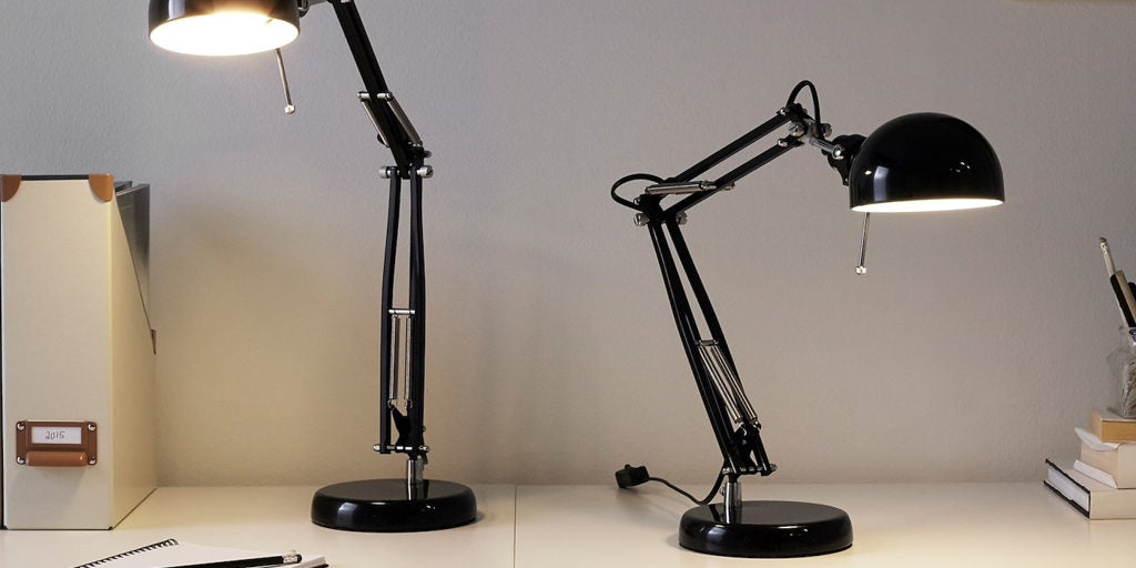 The different uses for table screen lamps