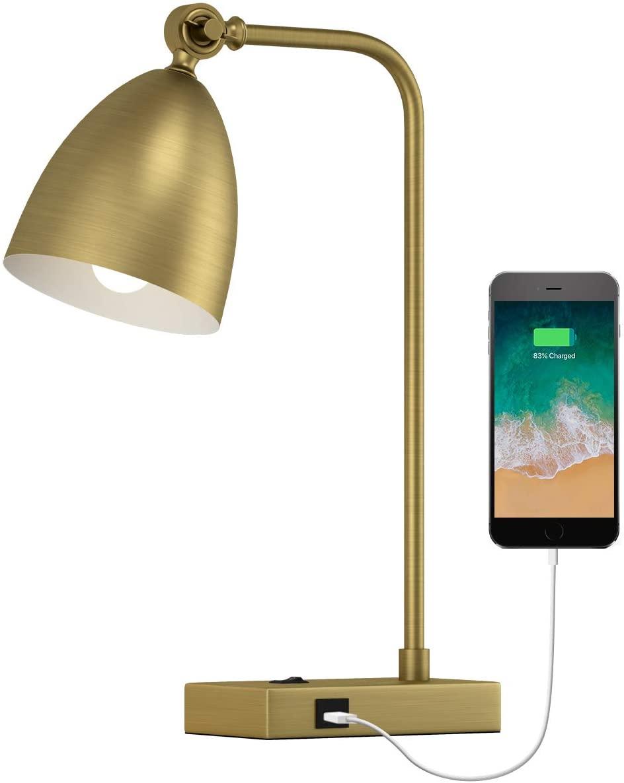 The modern USB desk lamp