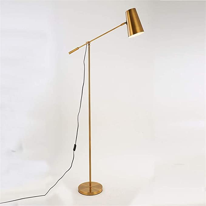 The weight of lampshade for the floor lamp