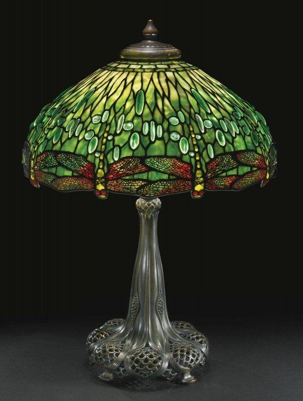 Tiffany table lamp ideas