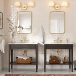 Tips for bathroom lighting – how to use wall lamps to upgrade your toilet