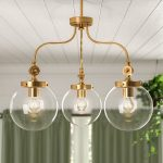 Touch on classic chandeliers