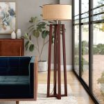 Traditional floor lamp: a very stylish floor lamp