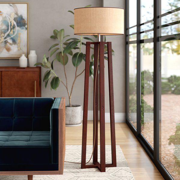 Traditional floor lamp: a very stylish floor lamp