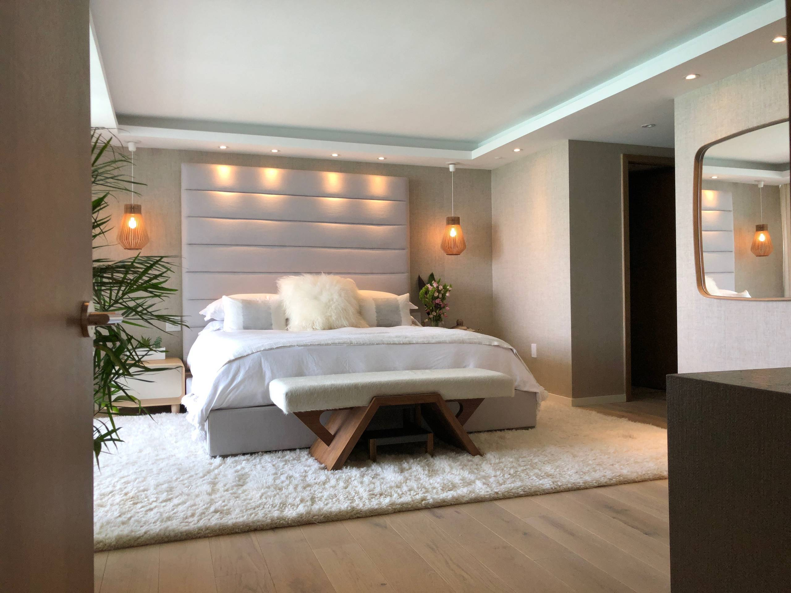 Trendy ideas for bedroom furniture