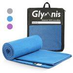 Yoga towels models
