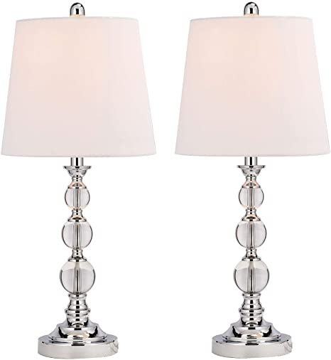 White lampshades for table lamps